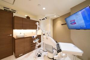 1F 個室診療室