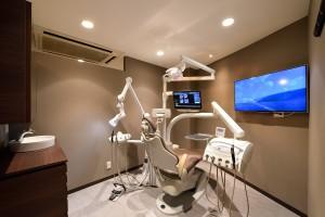 2F 個室診療室